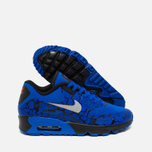 Подростковые кроссовки Nike Air Max 90 CR7 FB GS Racer Blue/Metallic Silver/Black фото- 2