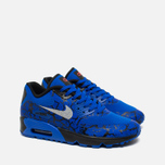 Подростковые кроссовки Nike Air Max 90 CR7 FB GS Racer Blue/Metallic Silver/Black фото- 1