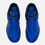 Подростковые кроссовки Nike Air Max 90 CR7 FB GS Racer Blue/Metallic Silver/Black фото- 4