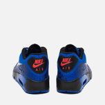 Подростковые кроссовки Nike Air Max 90 CR7 FB GS Racer Blue/Metallic Silver/Black фото- 3
