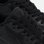 Nike Air Max 90 Mesh GS Teen Sneakers Black photo- 5