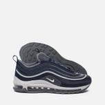 Подростковые кроссовки Nike Air Max 97 Ultra '17 GS Midnight Navy/White/Cool Grey фото- 1