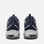 Подростковые кроссовки Nike Air Max 97 Ultra '17 GS Midnight Navy/White/Cool Grey фото- 5