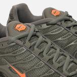 Подростковые кроссовки Nike Air Max Plus SE GS Dark Stucco/Total Orange/Olive Black фото- 5