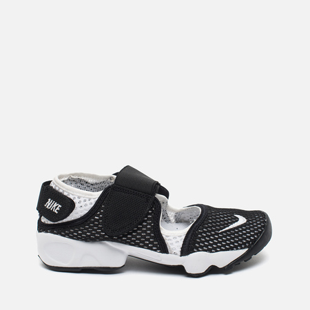 Детские кроссовки Nike Rift Breathe Black/White