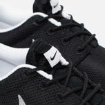 Подростковые кроссовки Nike Roshe One GS Black/Metallic Silver/White фото- 5