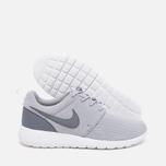 Подростковые кроссовки Nike Roshe One GS Grey/White фото- 2