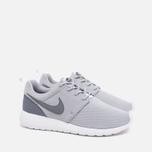 Подростковые кроссовки Nike Roshe One GS Grey/White фото- 1