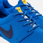 Подростковые кроссовки Nike Roshe One GS Hyper Cobalt/Deep Royal Blue фото- 5