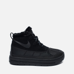 Nike Woodside Chukka 2 GS Children's Sneakers Black/Anthracite photo- 0