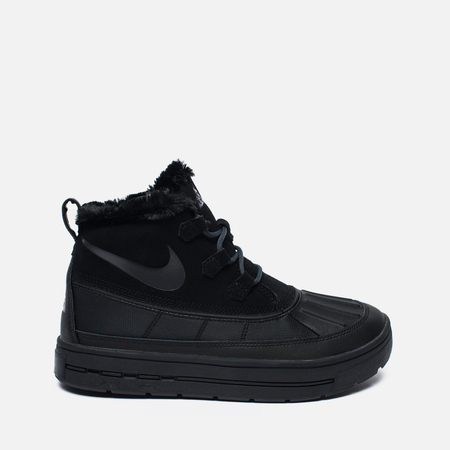 Nike Woodside Chukka 2 GS Children's Sneakers Black/Anthracite