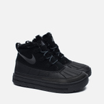 Nike Woodside Chukka 2 GS Children's Sneakers Black/Anthracite photo- 1