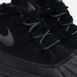 Nike Woodside Chukka 2 GS Children's Sneakers Black/Anthracite photo- 5