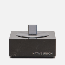 Подставка Native Union Dock And Apple Lightning 1.2m Marble Black фото- 1