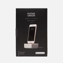 Подставка Native Union Dock And Apple Lightning 1.2m Marble White фото- 5