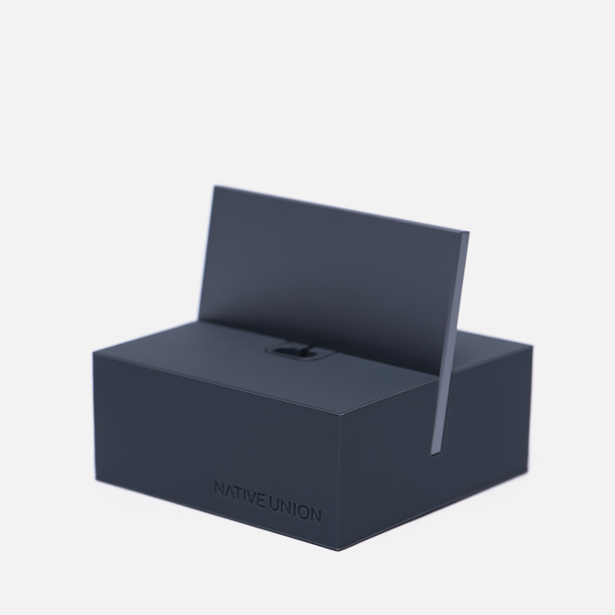 Подставка Native Union Dock And Apple Lightning Space Grey