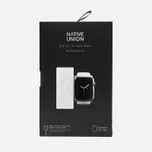 Native Union Dock Apple Watch Marble Charging Pad White photo- 4