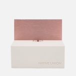 Подставка Native Union Dock Lightning Stone/Rose Gold фото- 1