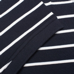 Мужское поло Barbour Stripe Sports Navy фото- 3