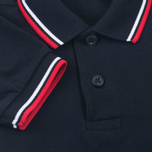 Fred Perry My First Childrens Polo Navy/White photo- 4