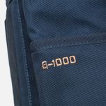 Рюкзак Fjallraven Numbers Rucksack No. 21 Medium Navy фото- 7