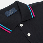 Fred Perry Laurel Japanese Tipped Polo Black photo- 1
