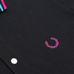 Fred Perry Laurel Japanese Tipped Polo Black photo- 2
