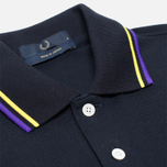 Fred Perry Laurel Japanese Tipped Polo Navy photo- 1