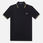 Мужское поло Fred Perry Laurel M12 Champagne фото- 0
