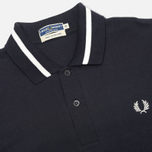 Мужское поло Fred Perry Laurel M2 Single Tipped Navy фото- 1
