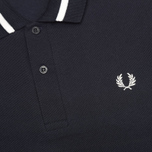 Мужское поло Fred Perry Laurel M2 Single Tipped Navy фото- 2