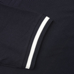 Мужское поло Fred Perry Laurel M2 Single Tipped Navy фото- 3