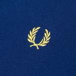 Fred Perry M1200 Twin Tipped Polo Medieval Blue photo- 2