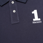Hackett New Classic Men's Polo Navy photo- 2