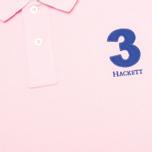 Мужское поло Hackett New Classic Pink фото- 2