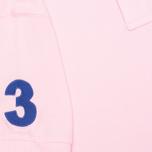 Мужское поло Hackett New Classic Pink фото- 4