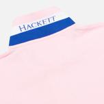 Мужское поло Hackett New Classic Pink фото- 3