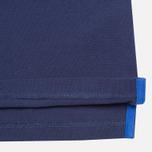 Мужское поло Hackett Tailored Logo Blue фото- 5