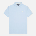 Hackett Tailored Logo Polo Oxford Blue photo- 0