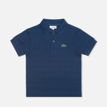 Lacoste Petit Pique Children's polo Philippines Blue photo- 2