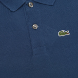 Lacoste Petit Pique Children's polo Philippines Blue photo- 0
