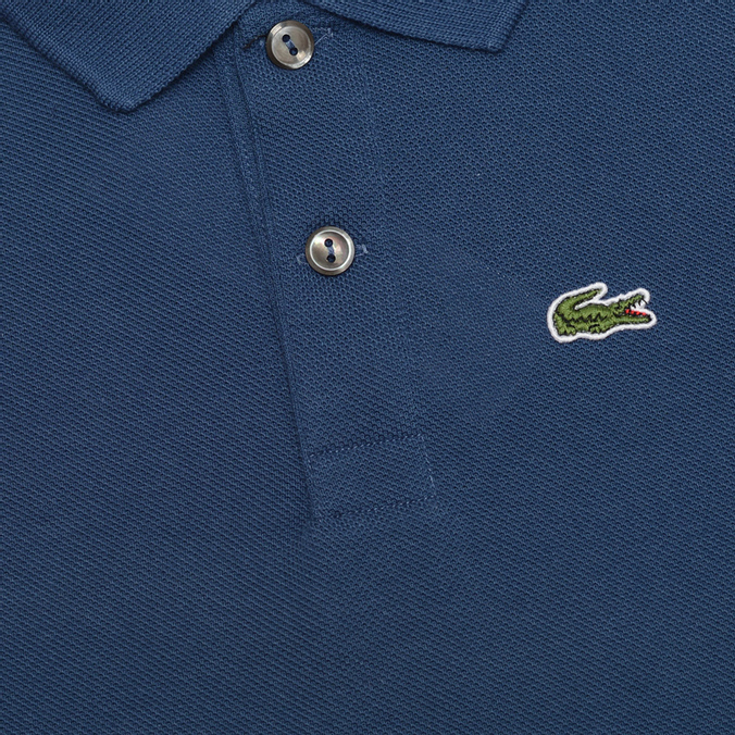 Lacoste Petit Pique Children's polo Philippines Blue