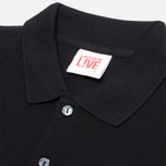 Lacoste Live Short Sleeve Polo Black photo- 1