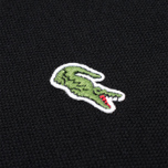 Lacoste Live Short Sleeve Polo Black photo- 2