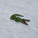 Lacoste Live Short Sleeve Polo Grey photo- 2