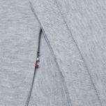 Мужское поло Lacoste Live Short Sleeve Grey фото- 3