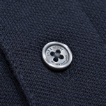 Мужское поло Lyle & Scott Plain Pique New Navy фото- 3