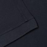 Мужское поло MA.Strum Kit Issue Pique Dark Navy фото- 3