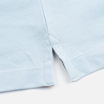Aquascutum Hilton Cotton Men's Polo Light Blue photo- 3