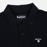 Мужское поло Barbour Sports Black фото- 1